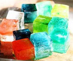 Как сделать кубики льда 249