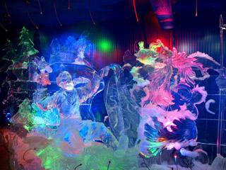 Ледяные скульптуры ООО Апейрон